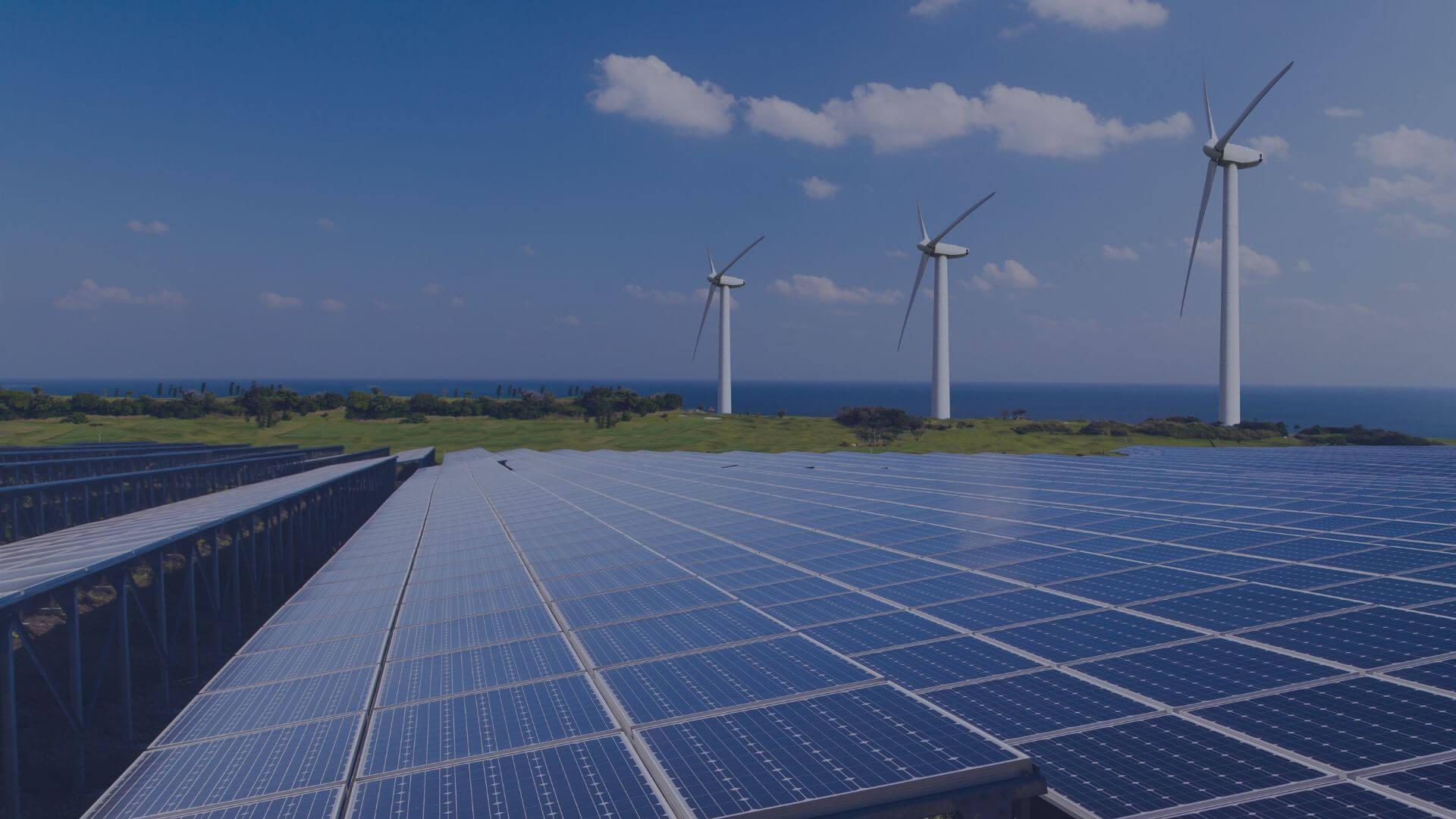 Clean Energy - Solar Wind
